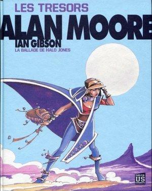 Les trésors d'Alan Moore édition Simple