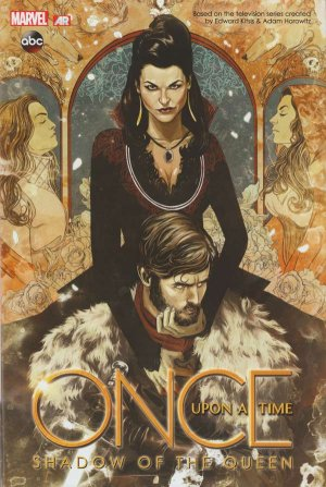Once Upon a Time - Shadow of the Queen édition TPB hardcover (cartonnée)