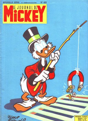 Le journal de Mickey 400