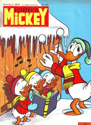 Le journal de Mickey 413