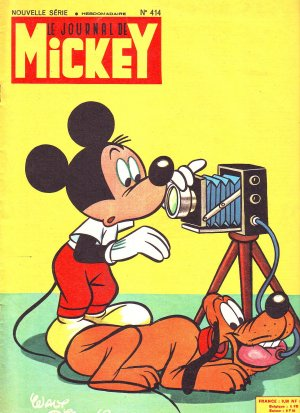Le journal de Mickey 414