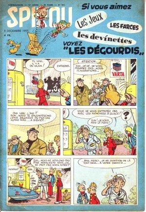 Le journal de Spirou # 921