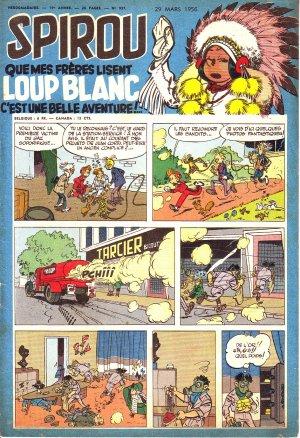 Le journal de Spirou # 937