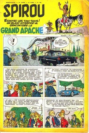 Le journal de Spirou # 940