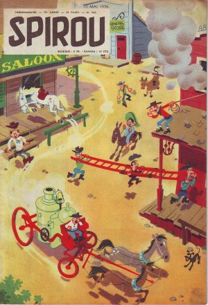 Album Spirou (recueil) # 943