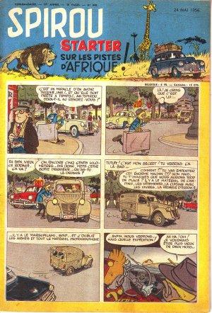 Le journal de Spirou # 945