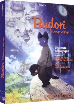 Budori : l'étrange voyage édition Combo Collector DVD/BR