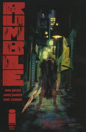 Rumble édition Issues V1 (2014 - 2016)