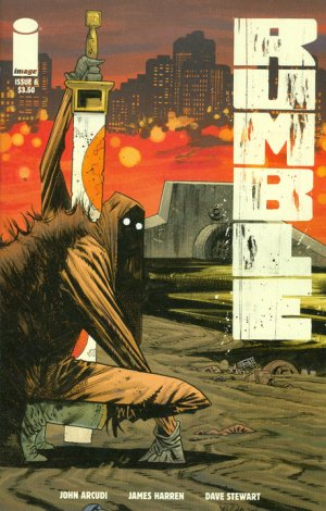 Rumble # 6 Issues V1 (2014 - 2016)