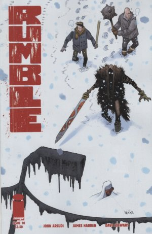 Rumble # 10 Issues V1 (2014 - 2016)