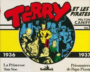 Terry et les pirates édition Intégrale (1985 - 1989)