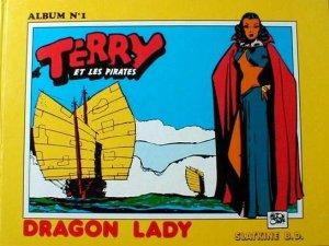 Terry et les pirates édition Simple (1980 - 1982)