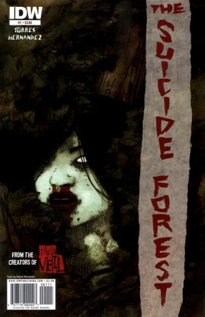 Aokigahara, la forêt des suicidés édition Issues (2010 - 2011)