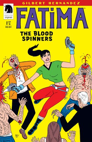 Fatima - The Blood Spinners édition Issues