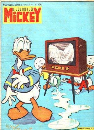 Le journal de Mickey 476