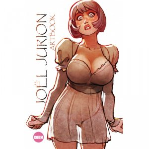 Joël Jurion Artbook édition Simple