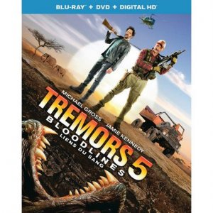 Tremors 5: Bloodlines édition Simple