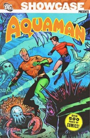 Showcase Presents - Aquaman édition TPB softcover (souple)