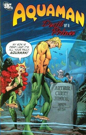 Aquaman - La mort du Prince édition TPB softcover (souple)