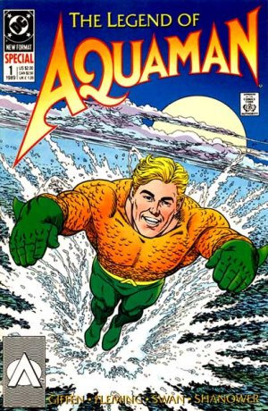 The Legend of Aquaman édition Issues