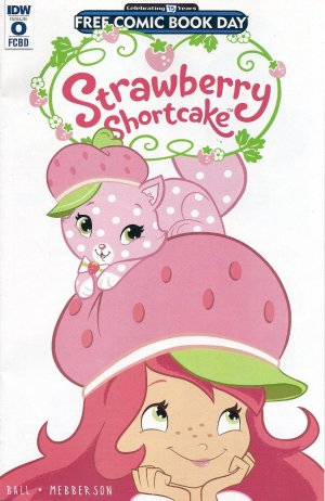 Free Comic Book Day 2016 - Strawberry Shortcake édition Issues