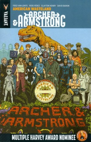 Archer and Armstrong 6