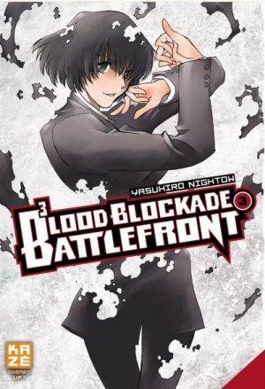 Blood Blockade Battlefront T.3