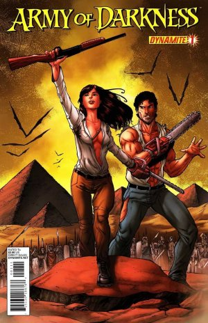Army of Darkness édition Issues V3 (2012 - 2013)