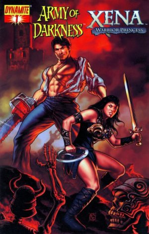 Army of Darkness / Xena édition Issues