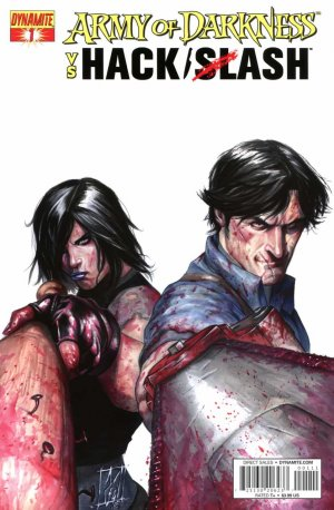 Army of Darkness vs Hack/Slash édition Issues (2013 - 2014)
