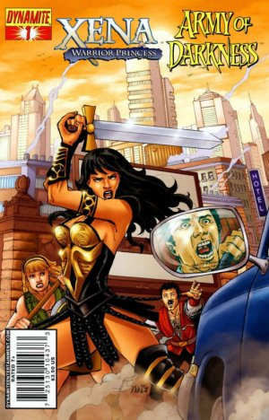 Xena / Army of Darkness - What...Again?! édition Issues