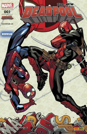 All-New Deadpool T.1