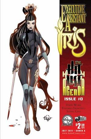 Assistante et Exécutrice - Iris édition Issues V2 (2011)