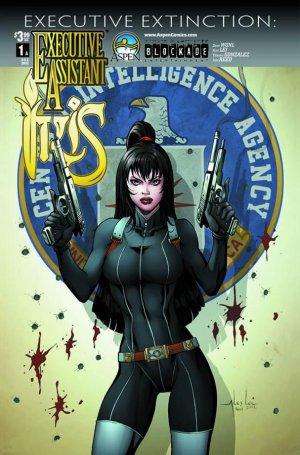 Assistante et Exécutrice - Iris édition Issues V3 (2012 - 2013)
