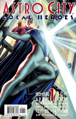 Astro City - Local heroes édition Issues
