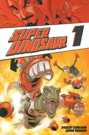 Super dinosaure édition TPB softcover (souple)
