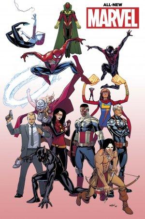 All-New Iron Man & Avengers