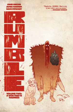 Rumble # 2 TPB softcover (souple) - Issues V1