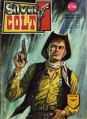 Silver Colt édition Simple - Série 1 (1967 - 1968)