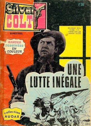 Silver Colt édition Simple - Série 2 (1970 - 1973)