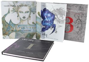 The Sky : The Art of Final Fantasy édition Coffret