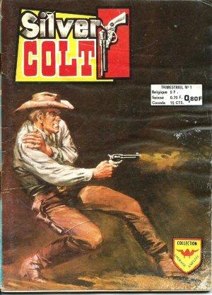 Silver Colt édition Simple - Série 3 (1973 - 1985)
