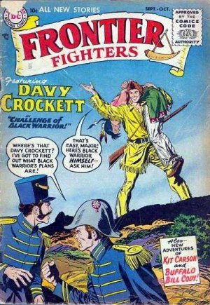 Frontier Fighters édition Issues (1955 - 1956)