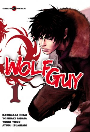 Wolf Guy édition Simple