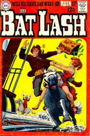 Bat lash 3