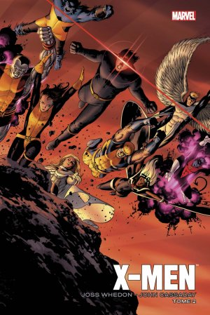 Astonishing X-Men par Whedon / Cassaday T.2