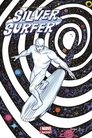 Silver Surfer # 3