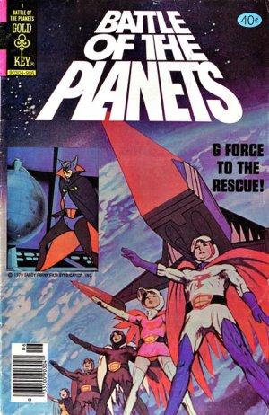 La bataille des planètes édition Issues V1 (1979 - 1980)