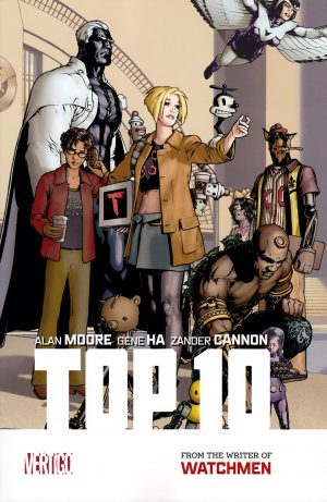 Top 10 # 1 TPB softcover (souple)