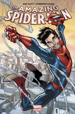 The Amazing Spider-Man édition TPB Hardcover - Marvel Now! - Issues V3